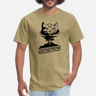 Catastrophe Catastrophe! - Men's T-Shirt