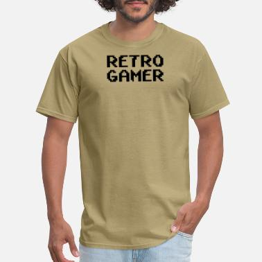 Retro Gamer retro gamer - Men's T-Shirt