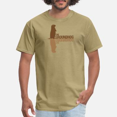 Groundhogs The Groundhog - Men's T-Shirt