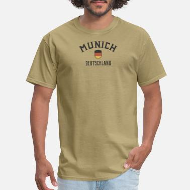 Munich Munich - Men's T-Shirt