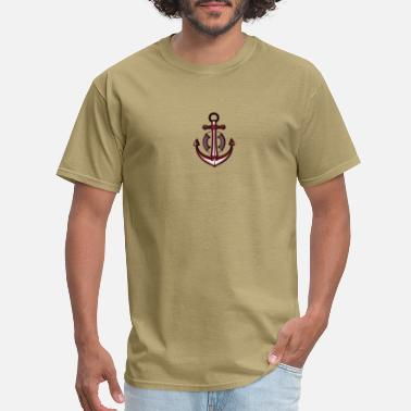 Transport Clerk kisspng anchor maritime transport ship sailing nau - Men's T-Shirt