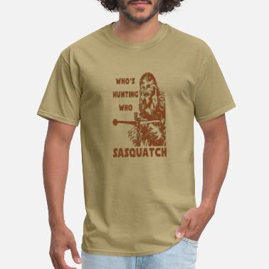 Chewbacca Sasquatch - Men's T-Shirt