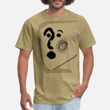 I Wonder - Men's T-Shirt