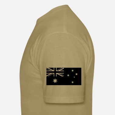 Southern Australian flag subdued - Men's T-Shirt