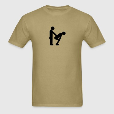 gay guys - Men's T-Shirt