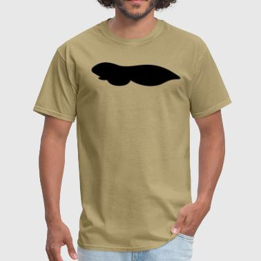 tadpole shape - Men's T-Shirt