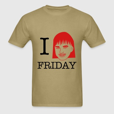 Rebecca Black Friday t-shirts - Men's T-Shirt