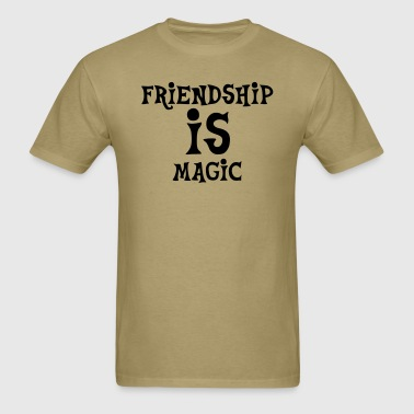 Brony Friendship is Magic _v1 - Men's T-Shirt