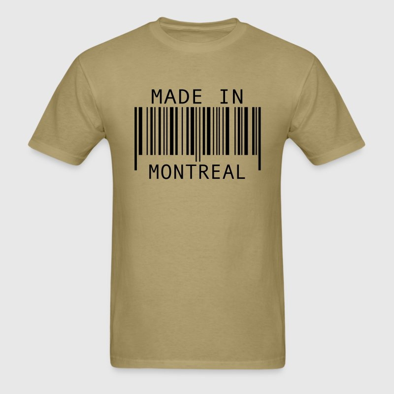 Made in Montreal - Men's T-Shirt