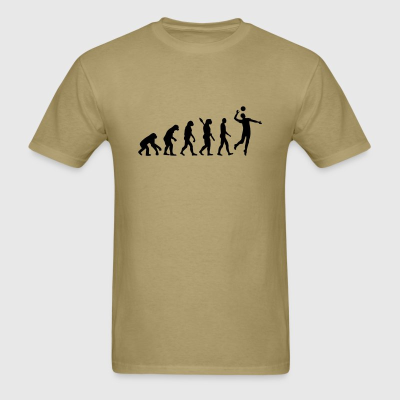 Evolution Volleyball - Men's T-Shirt