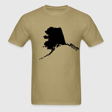 State of Alaska - Men's T-Shirt