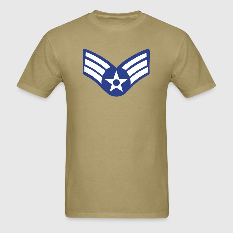 United States Air Force - Senior Airman - Men's T-Shirt