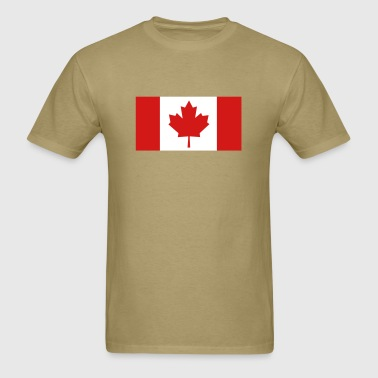 Flag of Canada - Men's T-Shirt