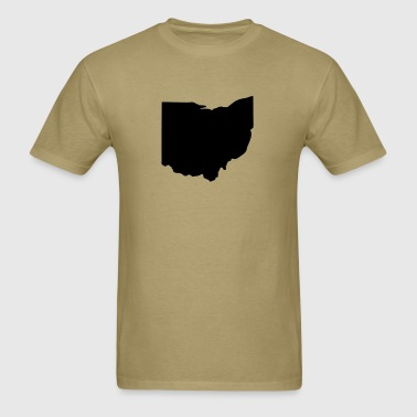 State of Ohio - Men's T-Shirt