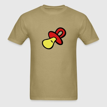 pacifier - Men's T-Shirt