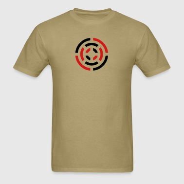 circle sign - Men's T-Shirt