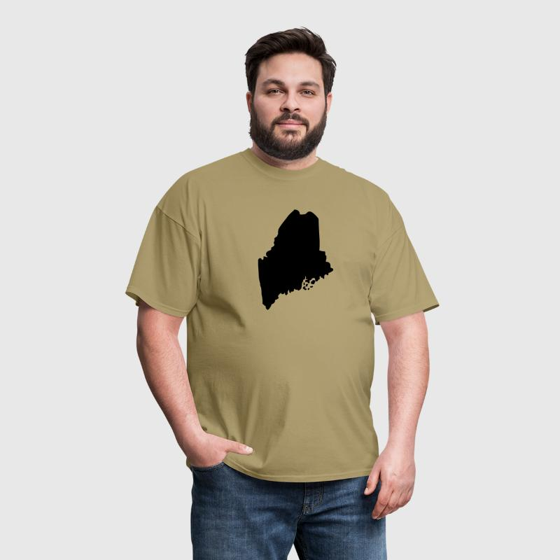 State of Maine - Men's T-Shirt