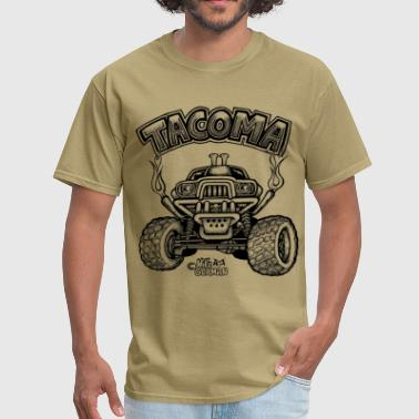 Toyota Tacoma Pickup Toyota Tacoma off road truck - Men's T-Shirt