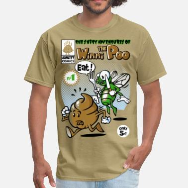 Comix Winni the poo - Men's T-Shirt