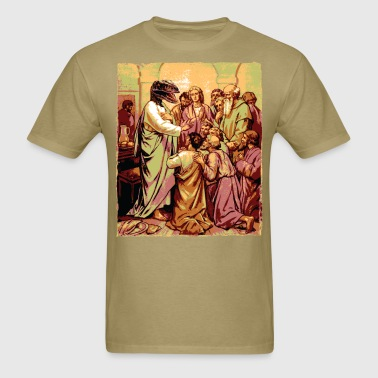 raptorjesus - Men's T-Shirt