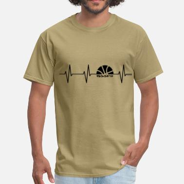 Heartbeat4Lite.png - Men's T-Shirt