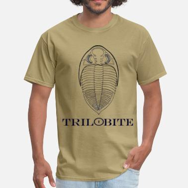 Fossil Trilobite - Men's T-Shirt