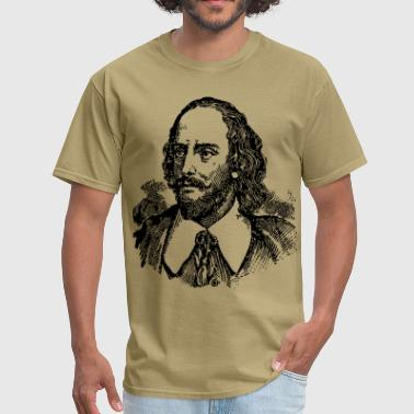 William Shakespeare - Men's T-Shirt
