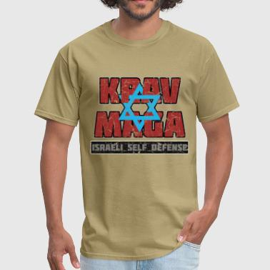 Magen David Israeli Krav Maga Magen David - Men's T-Shirt