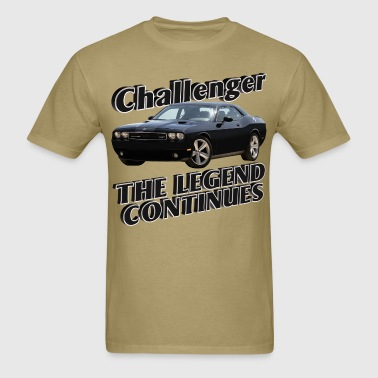 Challenger Legend - Men's T-Shirt