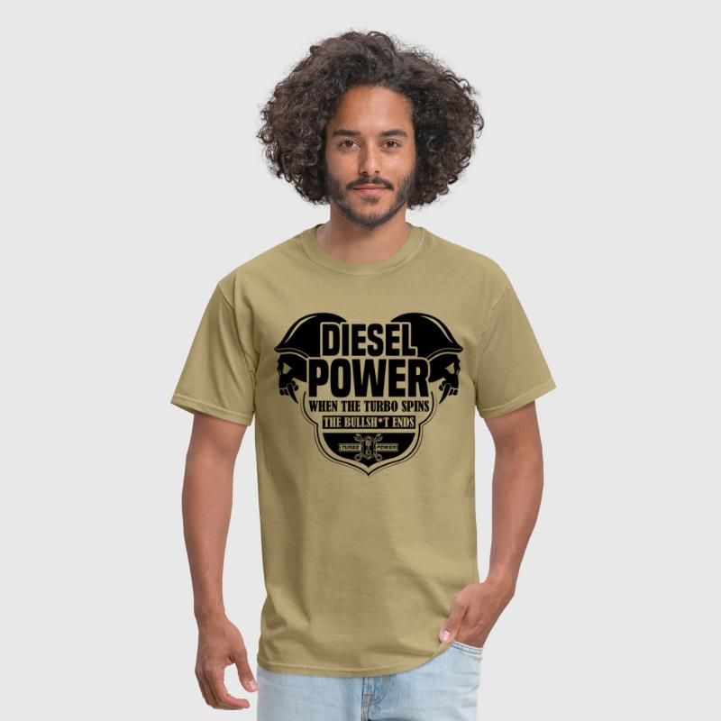 Diesel Power - Men's T-Shirt