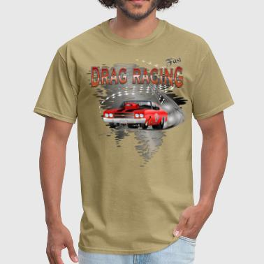 Drag Racing Chevrolet Chevelle - Men's T-Shirt