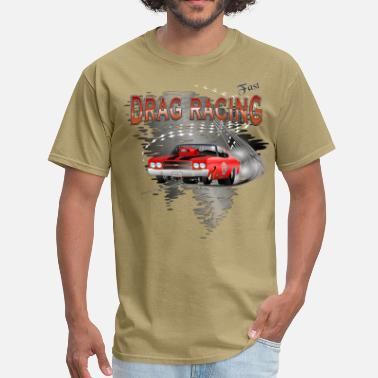Drag Drag Racing Chevrolet Chevelle - Men's T-Shirt