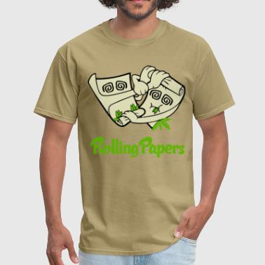 Rolling Papers - Men's T-Shirt