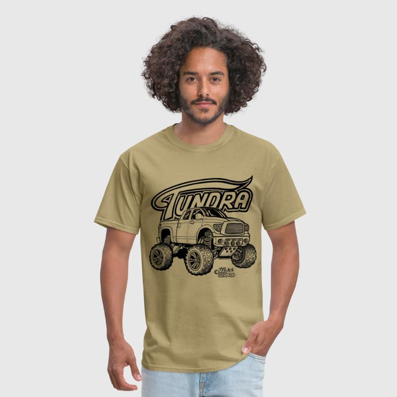 Toyota Tundra 4x4 pickup - Men's T-Shirt
