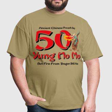 Yung No More 50th Birthday - Men's T-Shirt