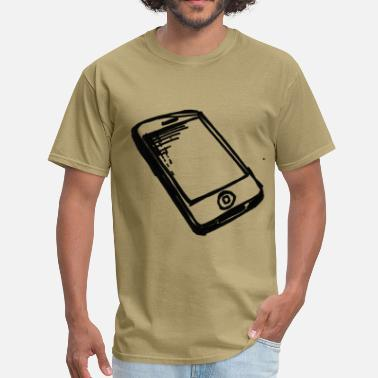 Mobile phone - Men's T-Shirt