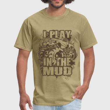 Mud Truck Freestyle - Men's T-Shirt
