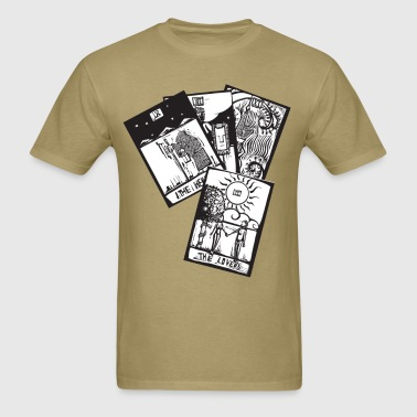 Tarot Cards - Men's T-Shirt