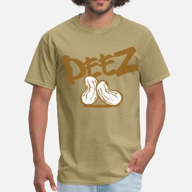 Deez Deez nuts - Men's T-Shirt