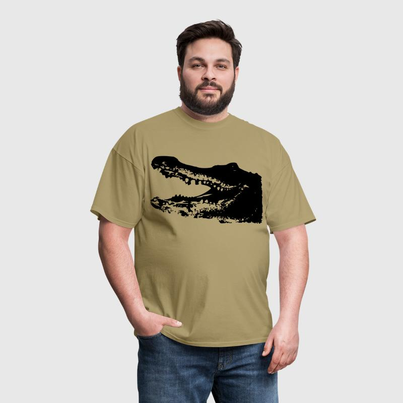A gator - Men's T-Shirt