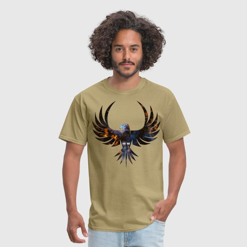 Cosmic Bird - Men's T-Shirt