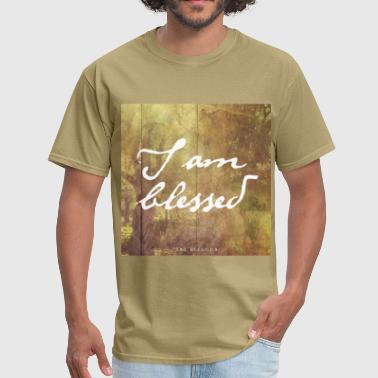 I am blessed - Men's T-Shirt