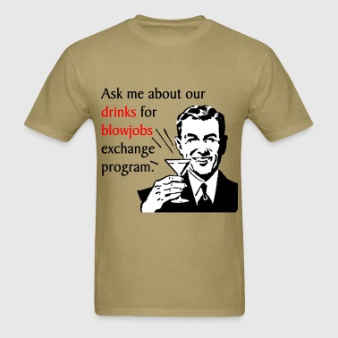 Exchange Program - Men's T-Shirt