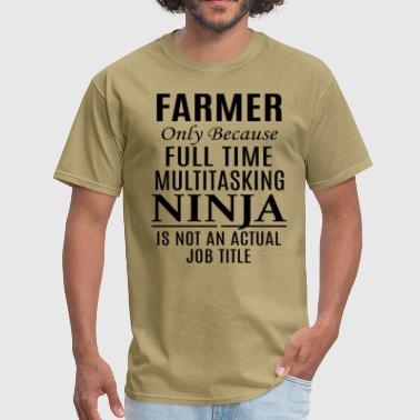 Farmer - Men's T-Shirt