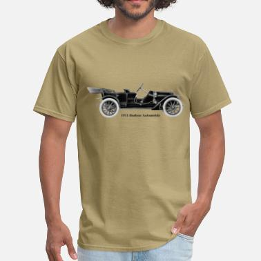 Hudson River Vintage 1911 Hudson Automobile - Men's T-Shirt