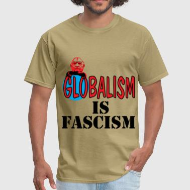 Globalism - Men's T-Shirt