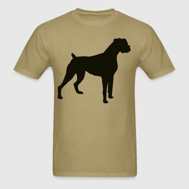 Pitbull Dog - Men's T-Shirt