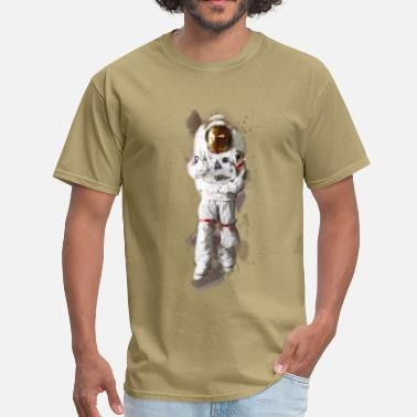Buzz Aldrin ASTRONAUT - Men's T-Shirt