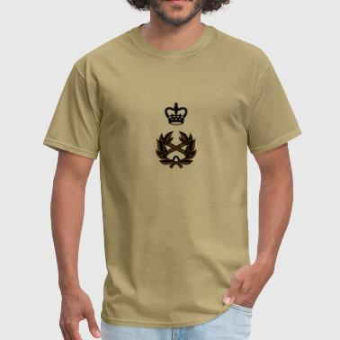 Field Marshal CANADA Army, Mision Militar ™ - Men's T-Shirt
