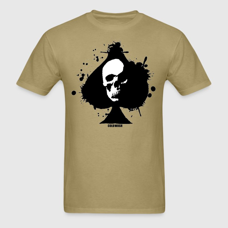 ACE SKULL - Men's T-Shirt